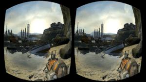 Trinus VR lite app